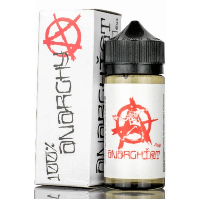 Anarchist White 100ml 0mg Short Fill (Nicotine not included)