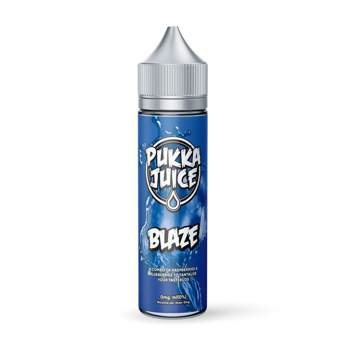Blaze E-Liquid By Pukka Juice (50ml Shortfill)