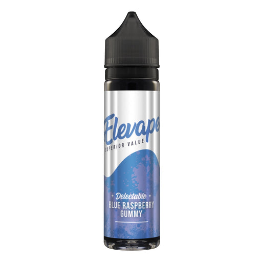 Blue Raspberry Gummy E-liquid By Elevape (Nicotine not included)