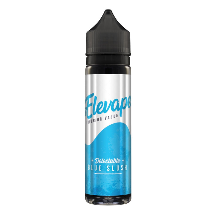 Blue Slush E-liquid By Elevape (Nicotine not included)