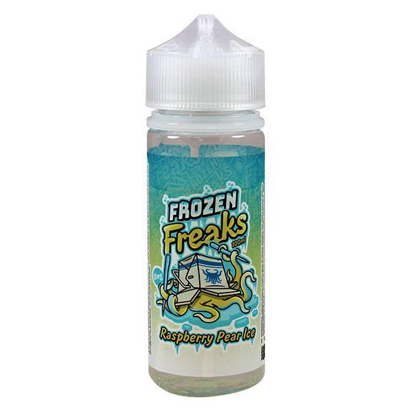 Frozen Freaks - Raspberry Pear Ice 100ml (Nicotine not included)