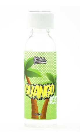 Guango - By Chefs Vapour 50ml (0mg Pot Shot Flavour)