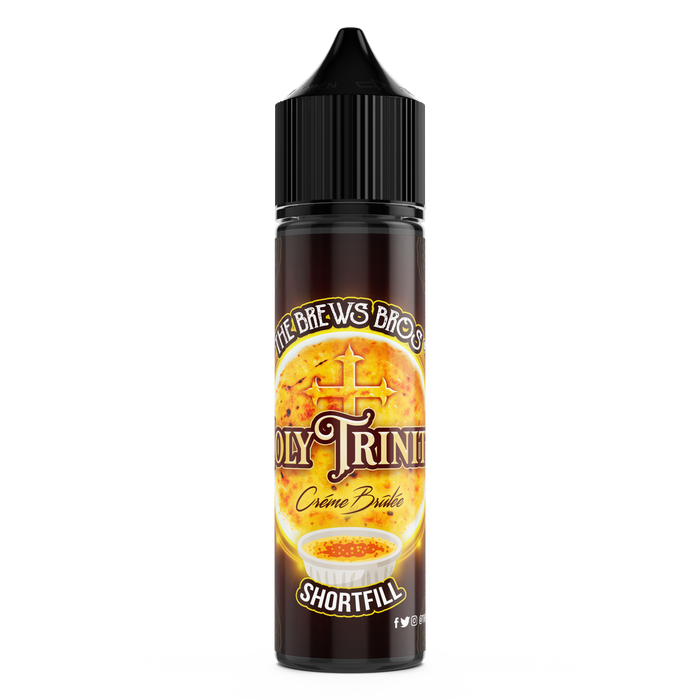 Holy Trinity 50ml By The Brew Bros (Nicotine not included)