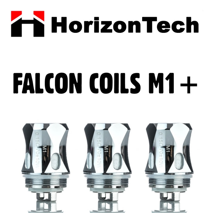 Horizon Falcon Coils (3 Pack) By Horizontech