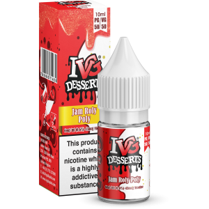 Jam Roly Poly 10ml By IVG