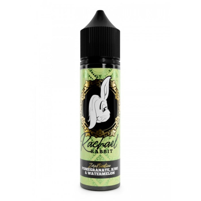 Pomegranate, Kiwi & Watermelon 50ml By Rachel Rabbit (Nicotine not included)         - Cheap Quality Eliquid, Vape Juice. Zapp Vape Cardiff UK. Zapp Ecigs Cardiff UK.  E-cigs Cardiff. Vaping Cardiff