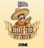 Mexican Fried Ice Cream - By Chefs Vapour 50ml (0mg Pot Shot Flavour)