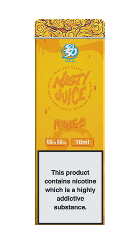 Mango By Nasty Juice (50/50) 10ml