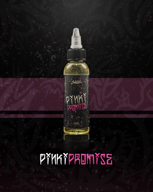 Pixlated - Pinkie Promise  (Strawberry Milkshake Donught) (50ml Pot Shot Flavour)