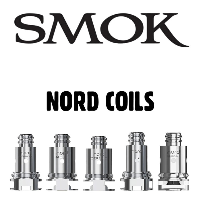 Smok Nord Pod Coils (5 Pack)