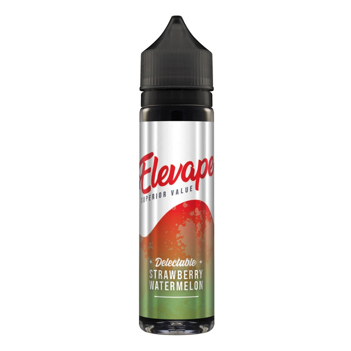 Strawberry Watermelon E-liquid By Elevape (Nicotine not included)