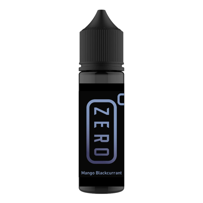 Zero Eliquid  - Mango Blackcurrant 50ml (Nicotine not included)  - Cheap Quality Eliquid, Vape Juice. Zapp Vape Cardiff UK. Zapp Ecigs Cardiff UK.  E-cigs Cardiff. Vaping Cardiff