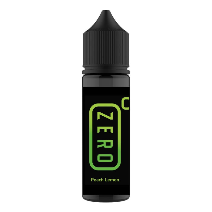 Zero - Peach & Lemon 50ml (Nicotine not included)