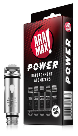 Aramax Power 0.14ohm Replacement Coils
