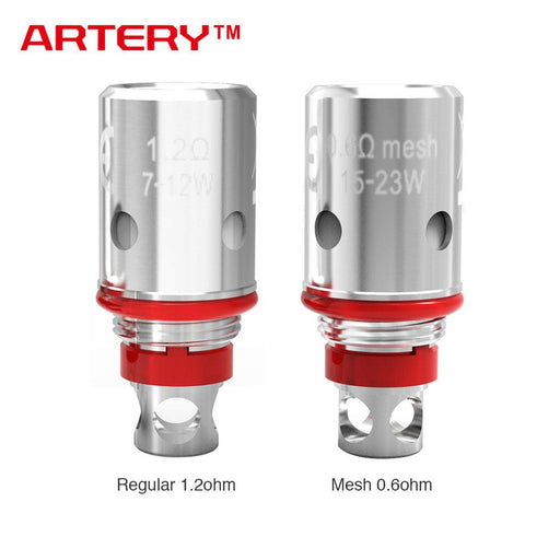 Artery PAL 2 Mesh 0.6ohm - Replacement Coils