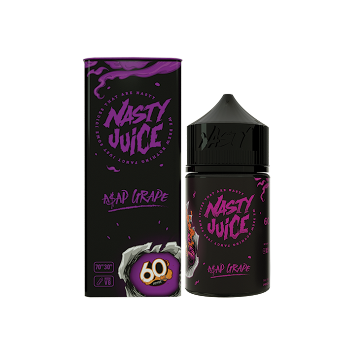 Nasty Juice - Asap Grape - 50ml (Nicotine not included)