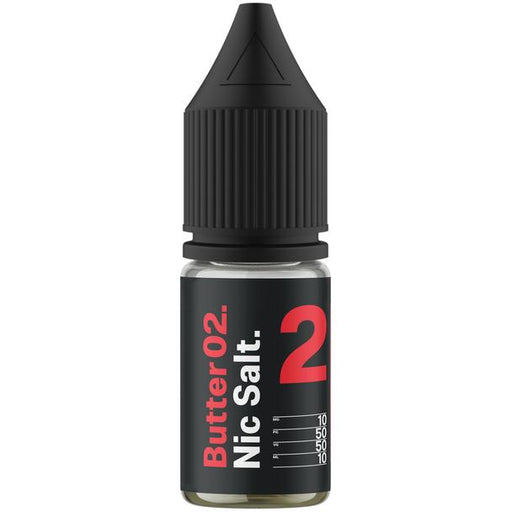 Butter 02. Nic Salt by Supergood. 3 for £12.99 - Cheap Quality Eliquid, Vape Juice. Zapp Vape Cardiff UK. Zapp Ecigs Cardiff UK.  E-cigs Cardiff. Vaping Cardiff