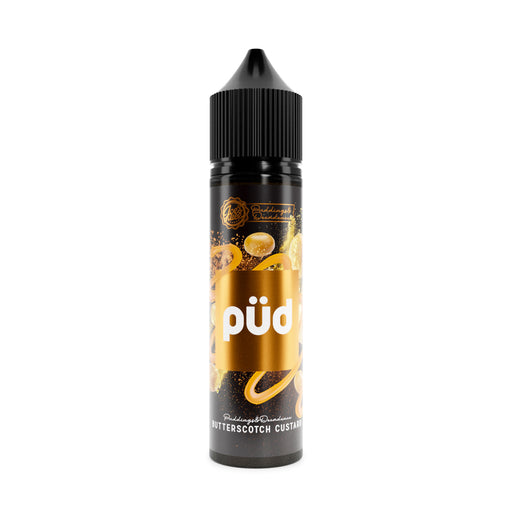 Butterscotch Custard  Eliquid By Joes Juice - 50ml Shortfill. (Nicotine not included)    - Cheap Quality Eliquid, Vape Juice. Zapp Vape Cardiff UK. Zapp Ecigs Cardiff UK.  E-cigs Cardiff. Vaping Cardiff
