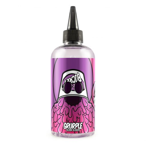 Grurple by Joe's Juice - 200ml Shortfill. (Nicotine not included)