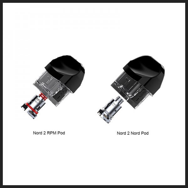 Smok Nord 2 Pod 2ml - Pod Only