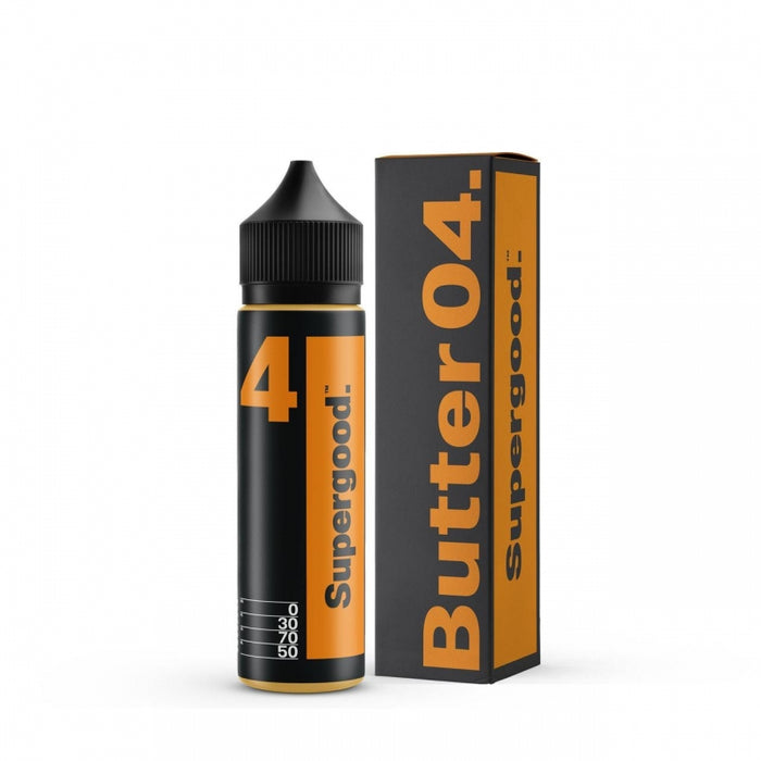 Supergood 50ml - Butter 04 (Nicotine not included)