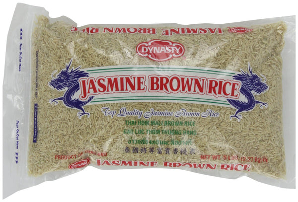Dynasty Jasmine Brown Rice, 5 lb.
