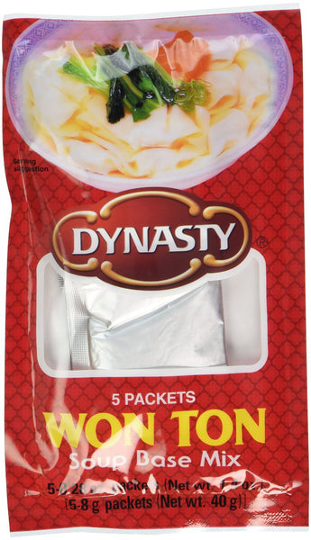 Dynasty Won Ton Soup Base Mix