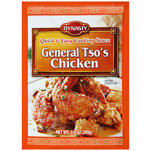 Dynasty General Tso's Chicken Sauce