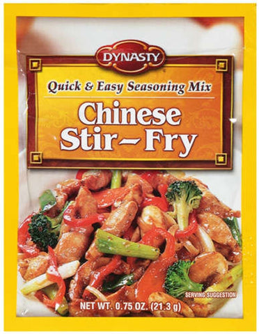 Dynasty Chinese Stir-Fry Seasoning Mix