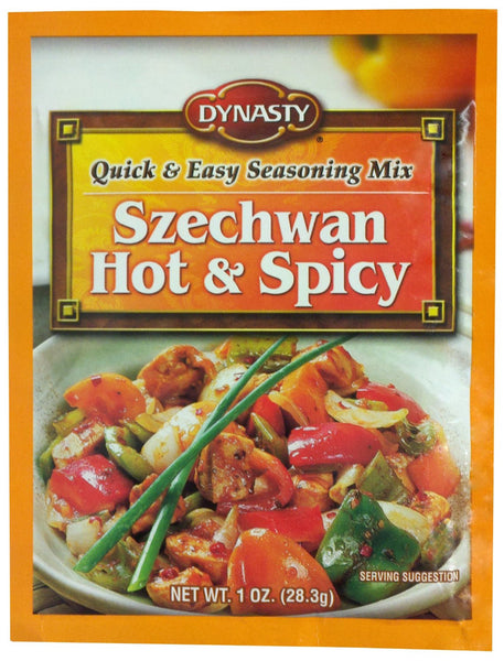 Dynasty Szechwan Hot & Spicy Seasoning Mix