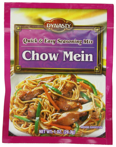 Dynasty Chow Mein Seasoning Mix