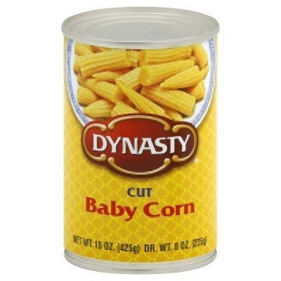 Dynasty Cut Baby Corn