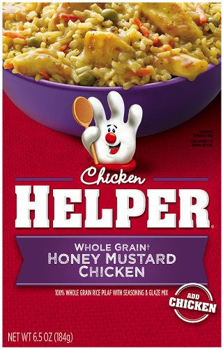 Chicken Helper - Honey Mustard