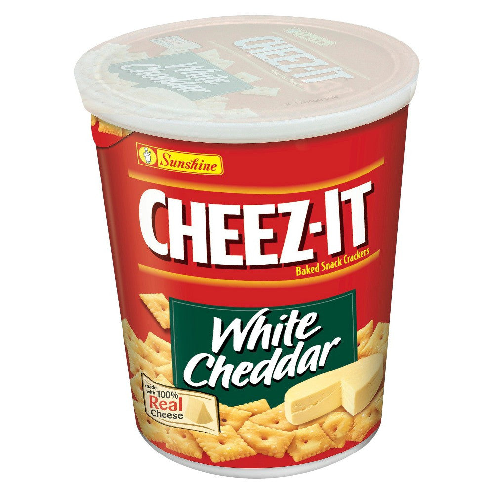 Cheez-It White Cheddar Crackers Cup