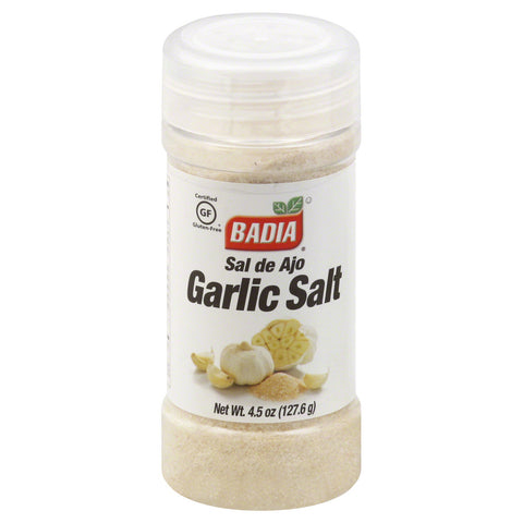 Garlic Salt - 4.5 ounces