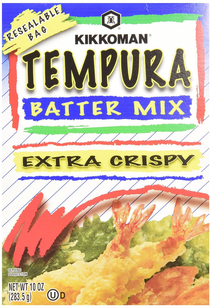 Kikkoman Tempura Batter Mix