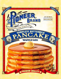 Complete Pancake Mix - 6 ounces