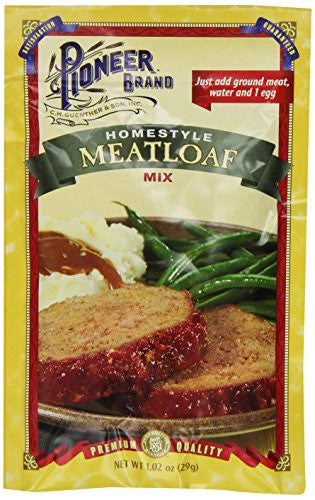 Homestyle Meat Loaf Mix