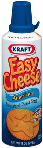 American Easy Cheese
