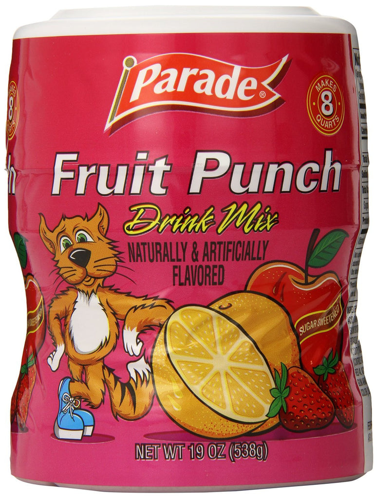 Fruit Punch Drink Mix