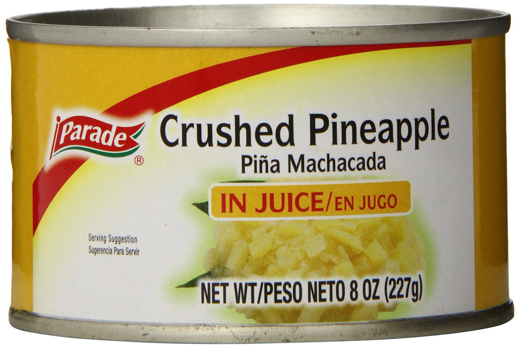 Crushed Pineapple in Juice - 8 ounces