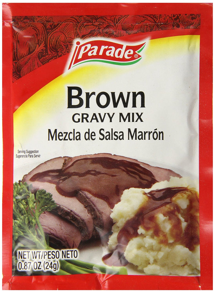 Brown Gravy Mix - 7 count