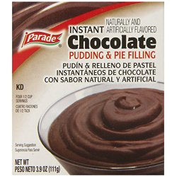 Instant Chocolate Pudding