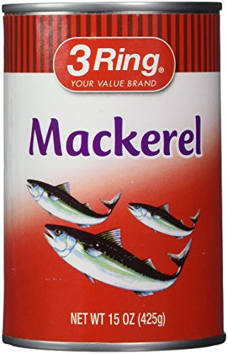 3 - Ring Mackerel