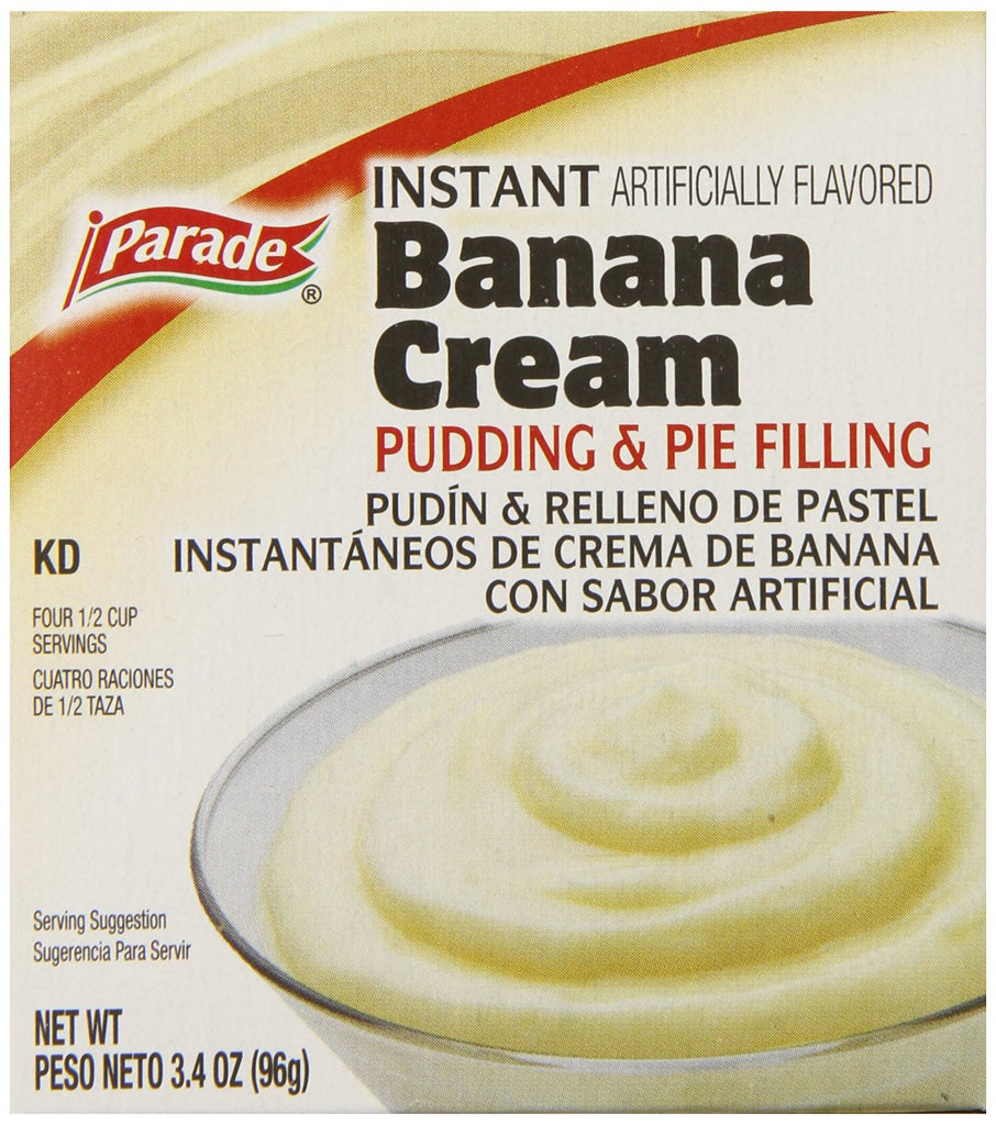 Instant Banana Pudding