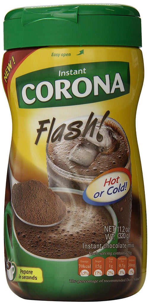 Flash Chocolate Drink Mix