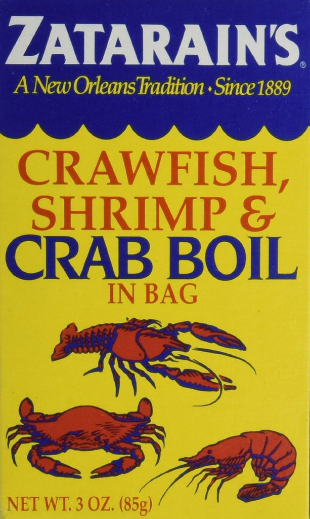 Crawfish, Shrimp & Crab Boil in Bag