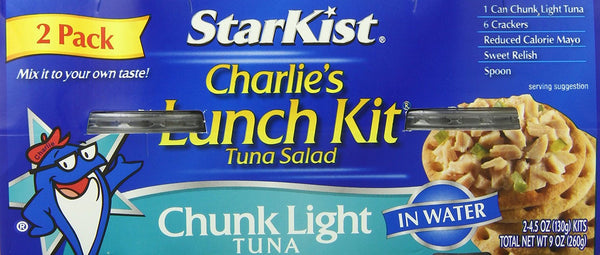 Charlie's Lunch Kit