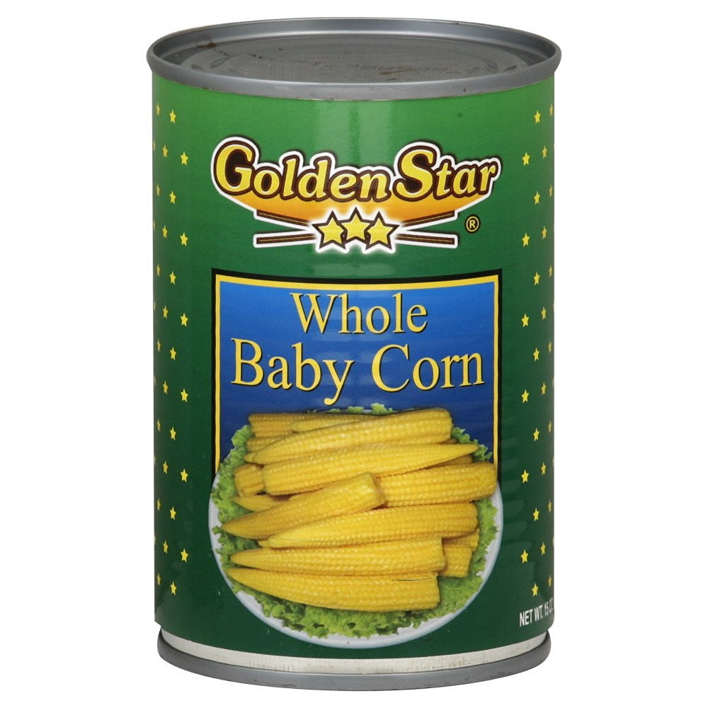 Young Whole Corn