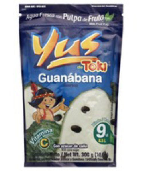 Guanabana (Tropical Fruit) Drink Mix
